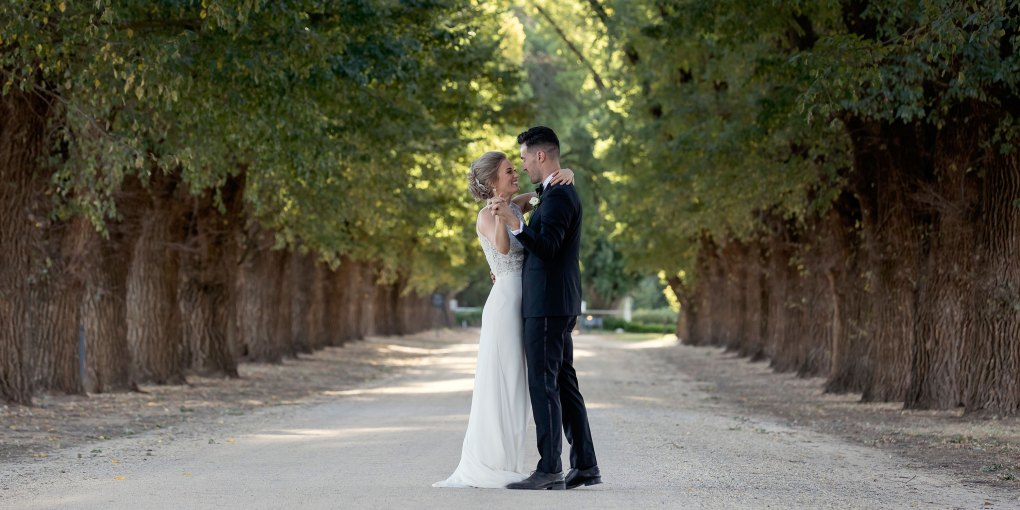 All Saints Estate Wedding Photography by Albury, Melbourne and Destination Wedding photographer Jason Robins