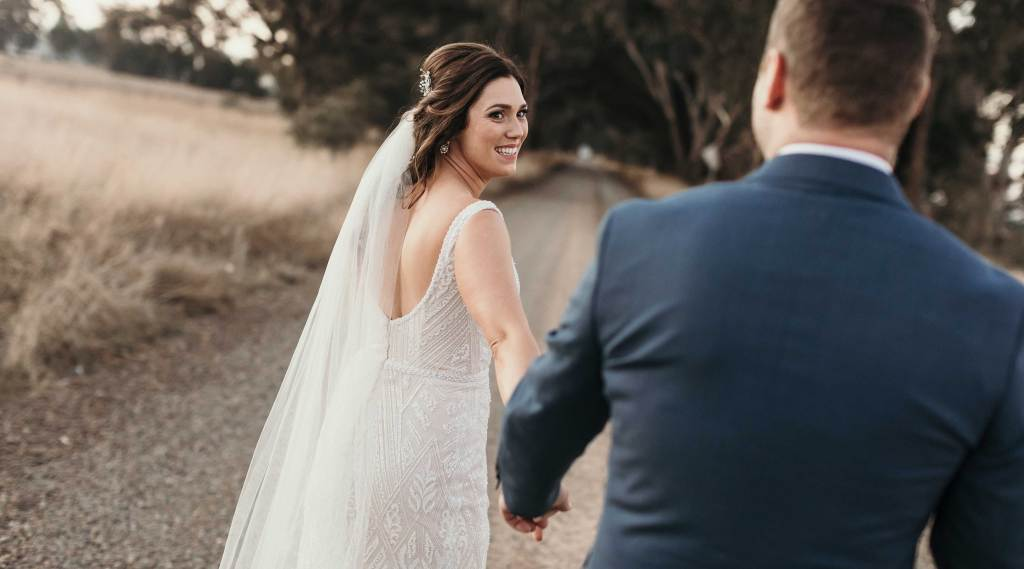 Professional Wedding Photography at Byrchendale, Goulburn Valley by Wedding Photographer Jason Robins