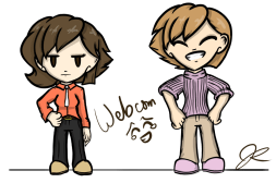 Webcom - Character Design - 2015.07.23 - Personality Swap