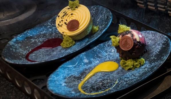 Galaxy Edge Desserts