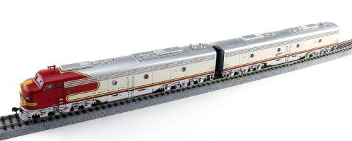 Broadway Limited HO Santa Fe E8A & E8B Locomotives 2741
