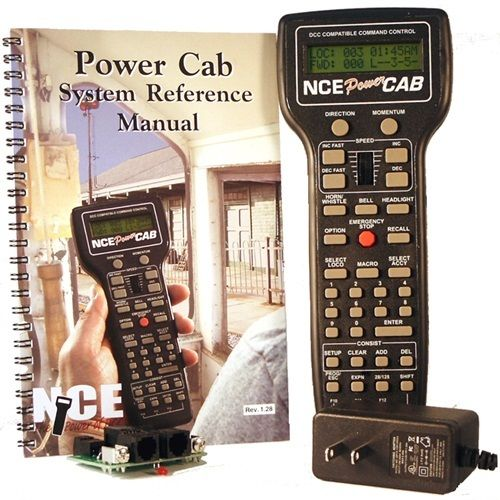 NCE N      HO    Power Cab DCC 2 AMP System NEW 0025   Jason s