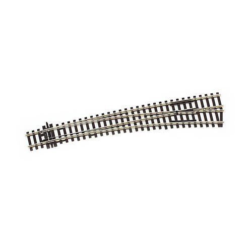 peco ho scale code 100 curved rh turnout new sl
