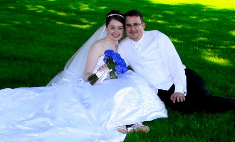 Wedding Day June 9, 2012