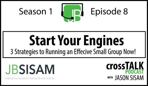 S1E8: START YOUR ENGINES