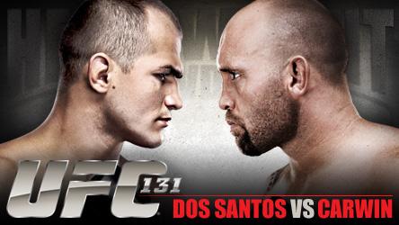 UFC 131 Dos Santos Vs Carwin Preview The Undercard