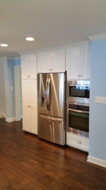After Custom Kitchen Cabinet Remodel - Kitchen #1