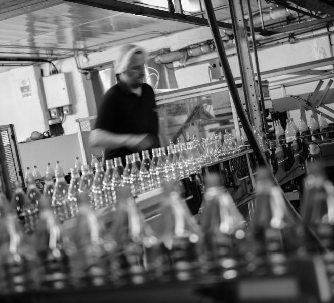 carmarthen-pop-factory-wales-black-and-white-carmarthenjournal-wales-cymru-documentary-jasonsjournal-blogger-bottles-glassbottle-tovallipop