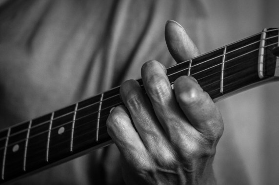 FINGERS AND FRETBOARD