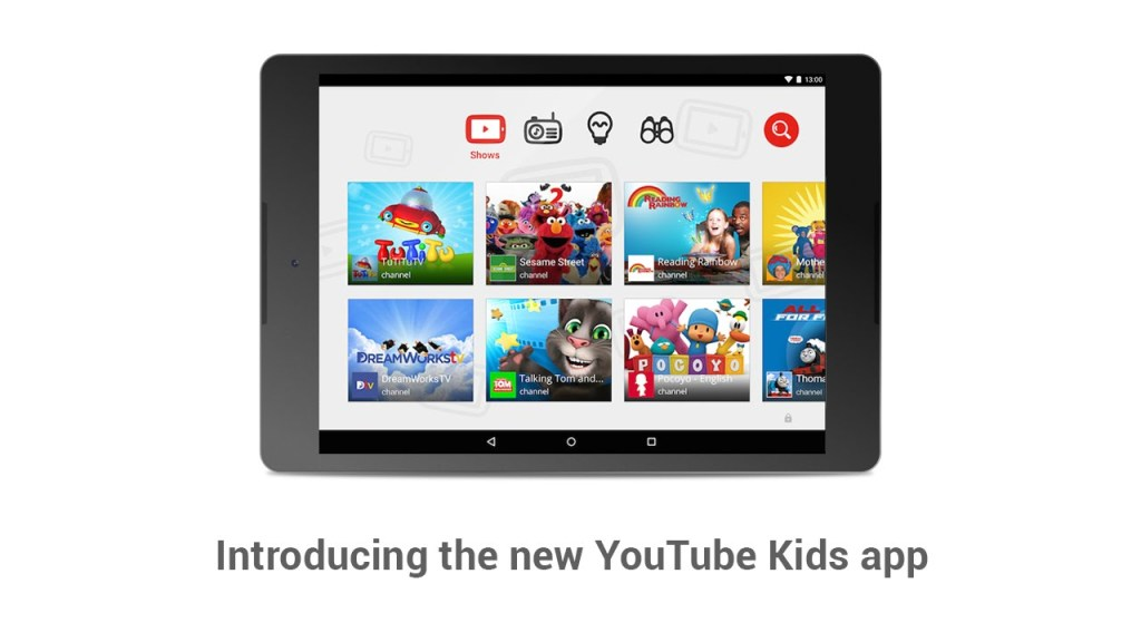 Google Rolls Out YouTube Kids app for iOS & Android 2