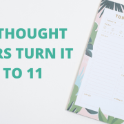 How Thought Leaders Turn it Up to 11