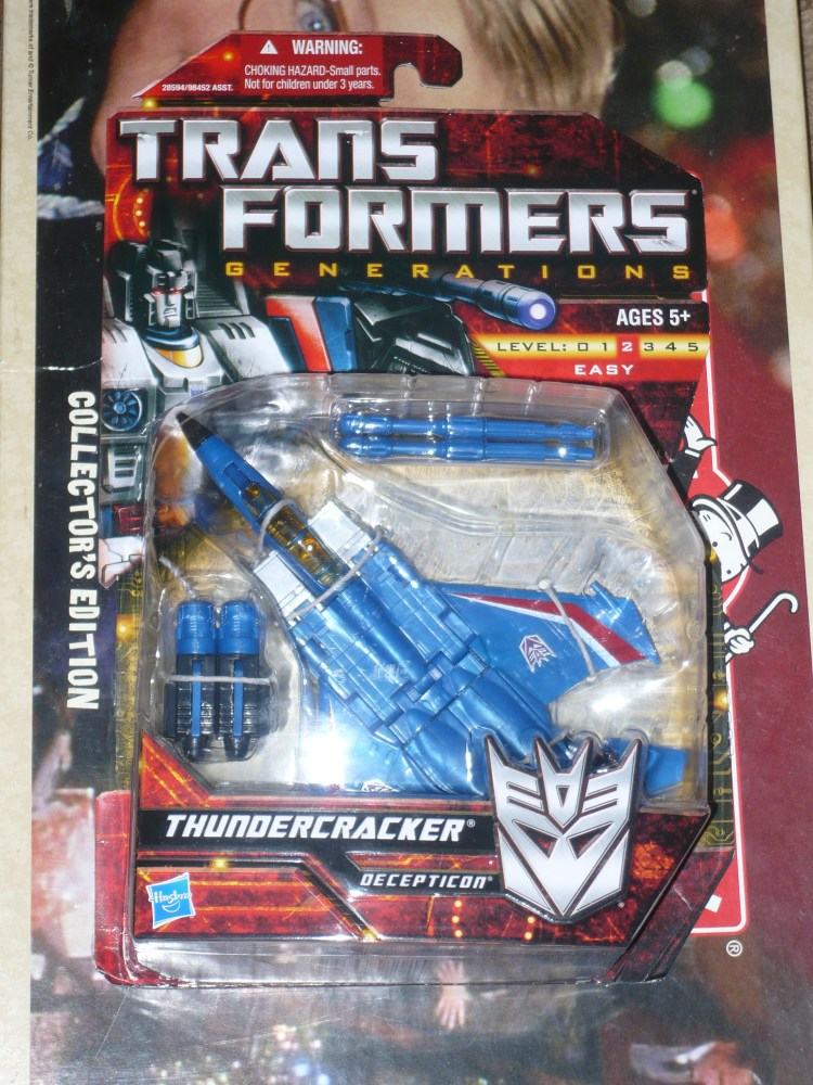 Transformers Generations Thundercracker (1/6)