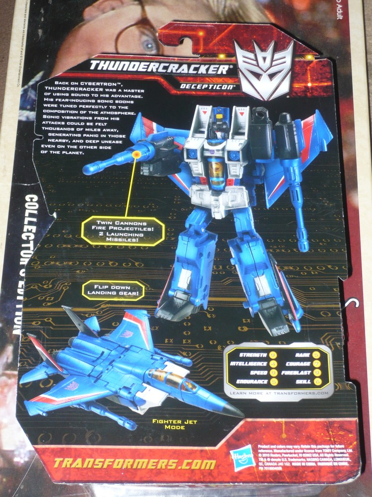 Transformers Generations Thundercracker (2/6)
