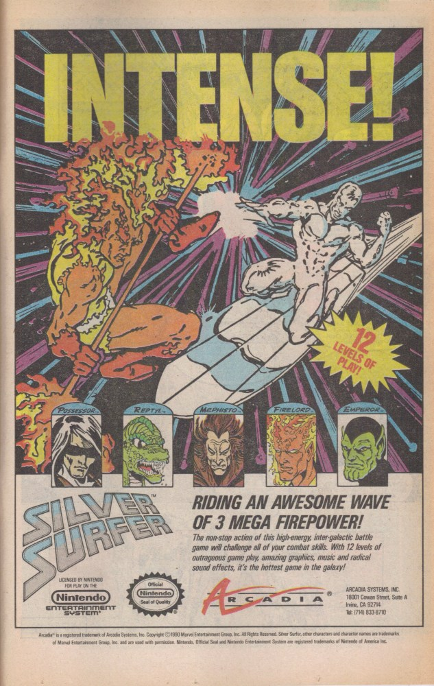 Reminiscing With Old Comic Book Ads #2 (5/6)