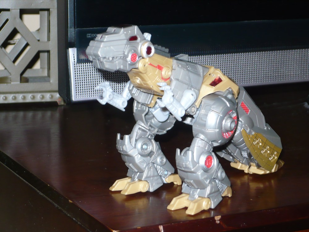 Transformers Generations : Fall of Cybertron - Grimlock (6/6)