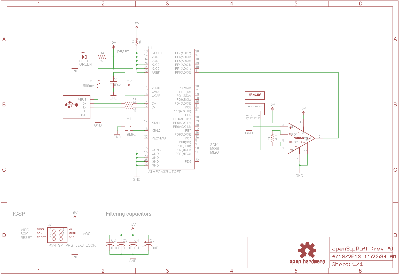 Opensip Puff Board Files Sent Off For Fabrication