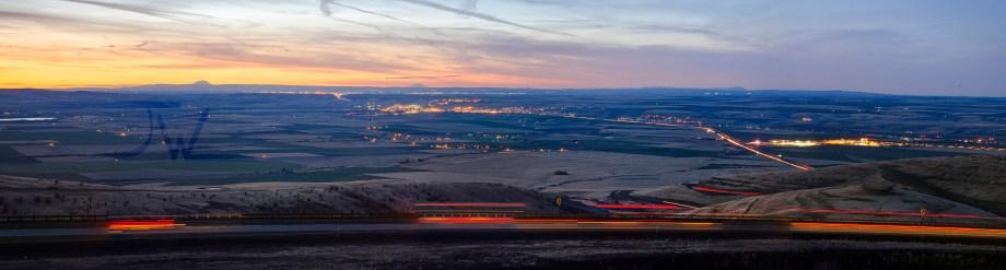 Deadman Pass Sunset