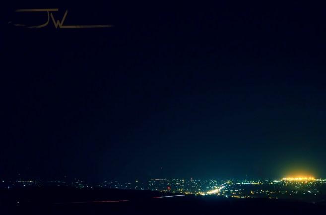 Prison Lights of Walla Walla
