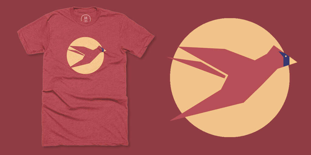 St Louis Cardinals Shirt on Cotton Bureau
