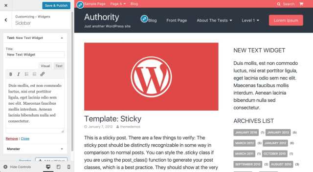 wordpress-4-8-text-widget