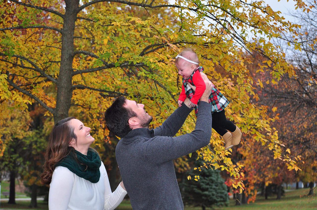 Jason Yingling and family