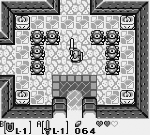 The Dungeons of Link's Awakening