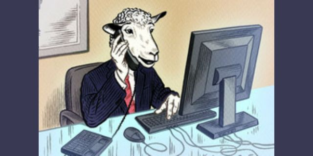 Have You Herd? Your Adviser Is Scared to Set You Straight