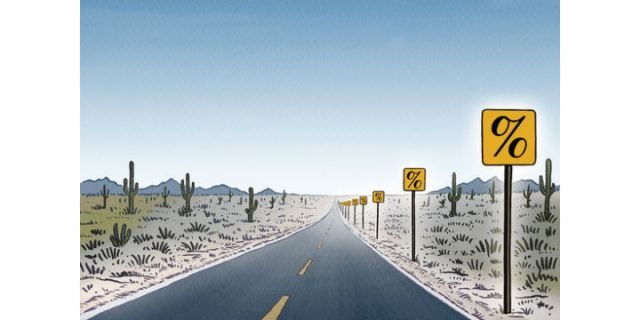 Are Bond Rates on a Road to Nowhere?