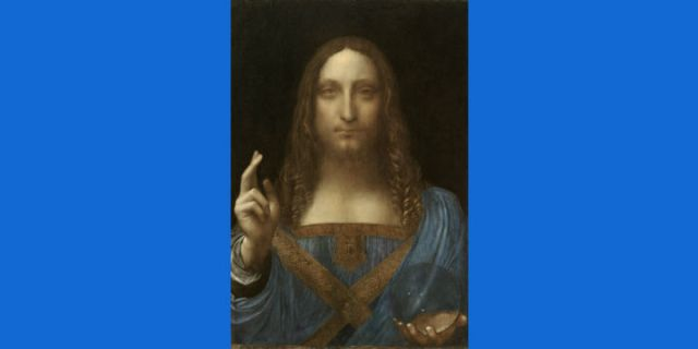 Is Da Vinci's 'Salvator Mundi' Worth $450 Million or $454,680?