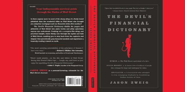 "An Interview About ""The Devil's Financial Dictionary"""