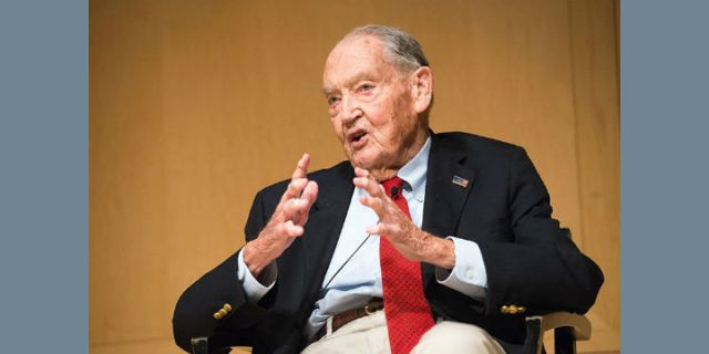 Jack Bogle's Bogleheads Keep Investing Simple. You Should Too.