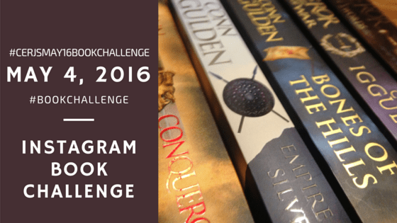 6 - Book Challenge May 4