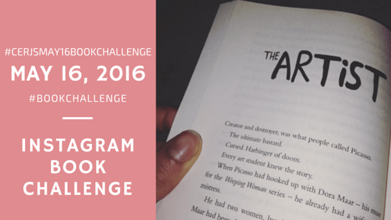 16 - Book Challenge May 16 + Review