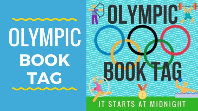 2 - Olympics Book Tag!