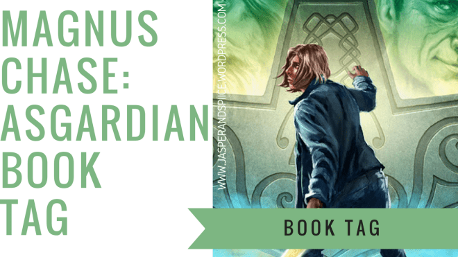 12 things i do 6 - The Hammer of Thor + Asgardian Book Tag
