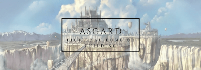 141 - The Hammer of Thor + Asgardian Book Tag