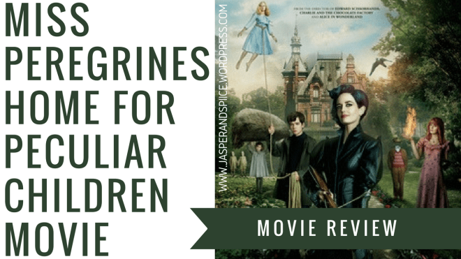 miss peregrines home for peculiar children movie review blog header - Miss Peregrine's Home For Peculiar Children   Movie Review