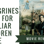 miss peregrines home for peculiar children movie review blog header - My Christmas + Birthday Wishlist (books and more)