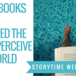 three books that changed the way i perceive the world blog header - August TBR