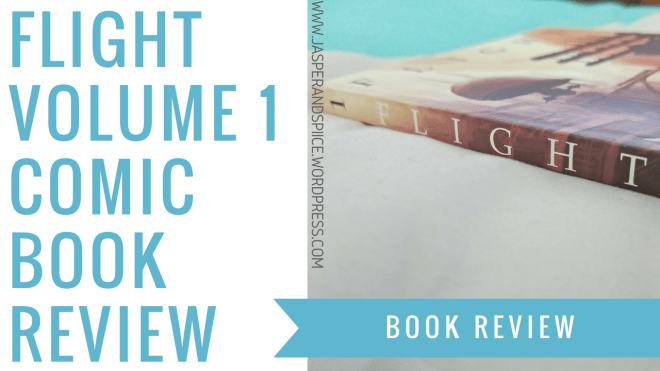 img 20171224 121716 - Flight Vol. 1 Edited by Kazu Kibuishi | Review