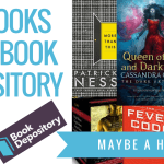 the books in my book depository cart 2018 blog header - Reign the Earth by A.C.Gaughen | Semi-Spoiler Book Review