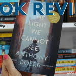 all the light we cannot see book review 2018 header - Shaking Hands - A Story About An Anxious Teen.