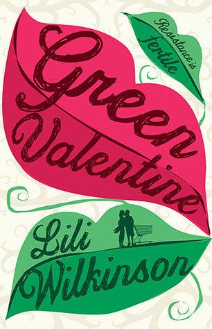 green valentine - Melbourne Bloggers Brunch w/ Author Lili Wilkinson
