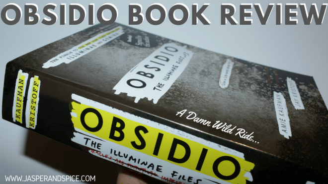 obsidio book review blog header 2018 - Obsidio by J. Kristoff & A. Kaufman | Very Spoilery Book Review