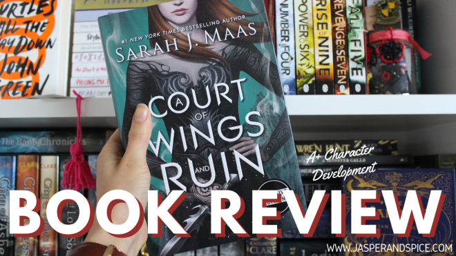 a court of wings and ruin book review 2018 header - A Court of Wings and Ruin by Sarah J. Mass | Spoilery Book Review