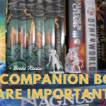 why companion books are important 2018 header - King Of Ruins (SW #20) - Short Story