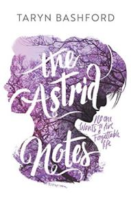 the astrid notes by taryn bashford book cover 191x300 - The Astrid Notes by Taryn Bashford | Spoiler Free Review