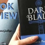 Dark Blade by Steve Feasey Book Review 2019 Header - Darkdawn Melbourne Book Launch!
