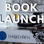 Darkdawn Melbourne Book Launch 2019 Header - Dark Blade by Steve Feasey | Spoiler Free Book Review