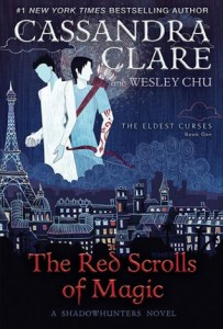 The Red Scrolls of Magic by Clare and Chu Book Cover 203x300 - Red Scrolls of Magic by Cassandra Clare and Wesley Chu | Spoilery Review